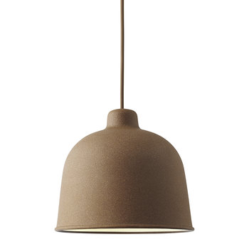 Lampe Suspension Grain - Naturel