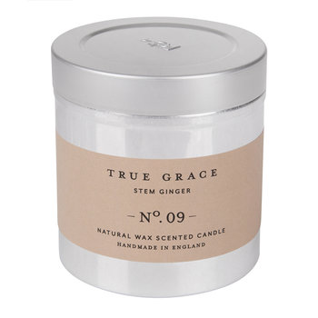 Walled Garden Candle in Tin - Stem Ginger - 250g