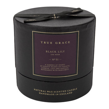 Manor Candle - 225g - Black Lily