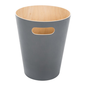 Woodrow Waste Bin - Charcoal
