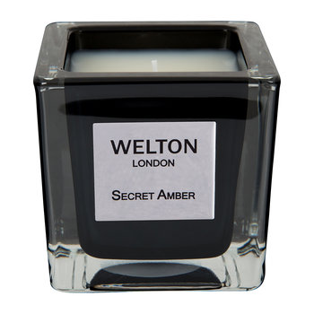 Scented Candle - Secret Amber