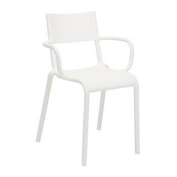 Generic A Chair - White