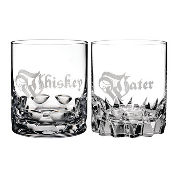 Whisky & Water DOF Tumbler - Set of 2