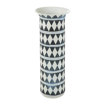 Flared Tribal Vase