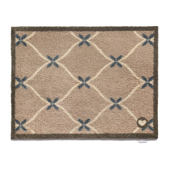 Home/Garden Collection Door Mat - Home 14 - Small Flowers