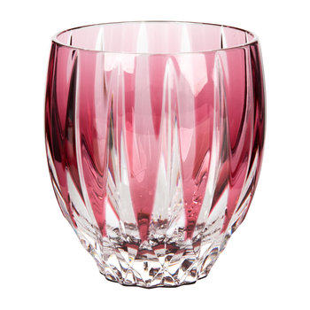 Vita Double Old Fashioned Tumbler - Rose