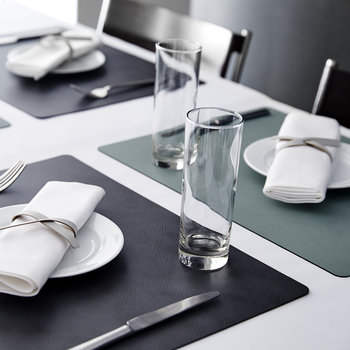 Set de Table Rectangle - Anthracite - Grand