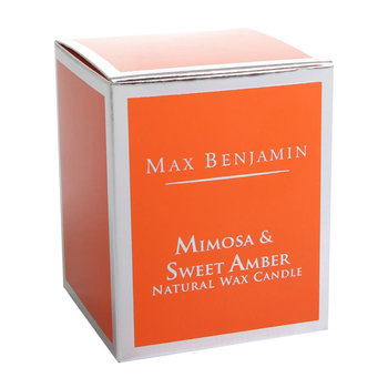 Classic Collection Scented Candle - 190g - Mimosa & Sweet Amber