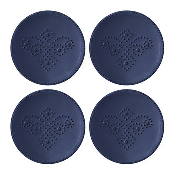 Richard Brendon Meets Grenson Coasters - Set of 4