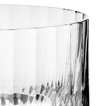Fluted Crystal Ice Bucket