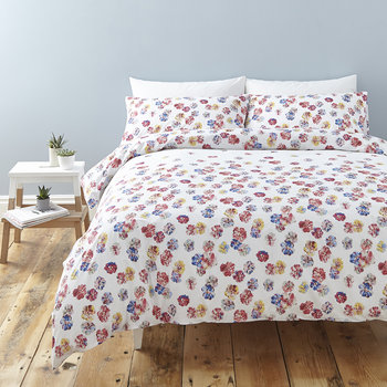 Guernsey Flowers Duvet Set