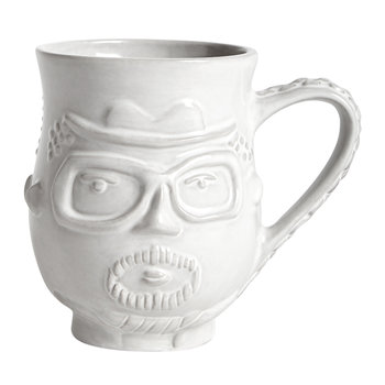 Utopia Eye-Con Mug - Run West