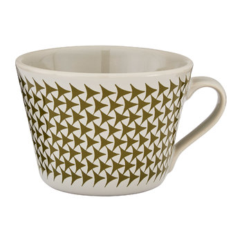 Kite Conical Mug with Gift Box - Chartreuse