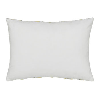 Maelee Embroidered Cushion - Sunshine - 40x30cm