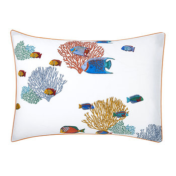 Djam Coral Pillowcase - 50x75cm