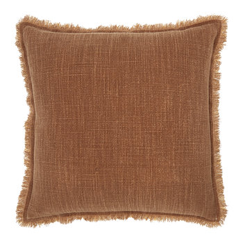 Iroquois Pillow Cover - 42x42cm - Curry