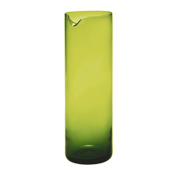 Bloom Glass Pitcher - Green