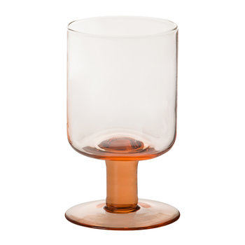 Bloom Wine Goblet - Pink