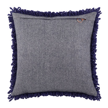 Boucle Cushion - 45x45cm - Electric Blue