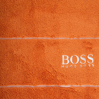 Plain Towel - Orange