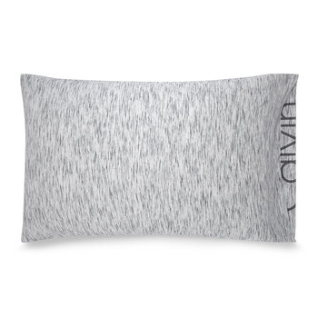 Modern Cotton Strata Marble Pillowcase