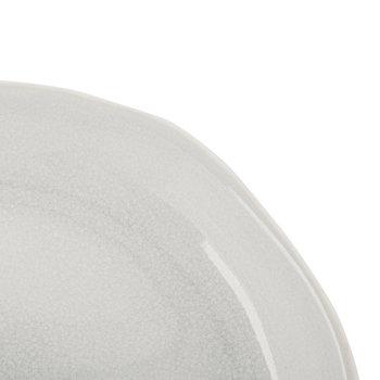Maguelone Dinner Plate - Grey Cashmere