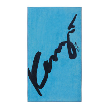 KSigne Beach Towel - Blue