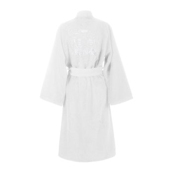Iconic Bathrobe - White