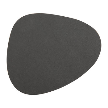 Curve Drinks Coaster - Anthracite