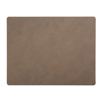 Rectangle Table Mat - Brown - Large