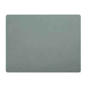 Rectangle Table Mat - Pastel Green - Large