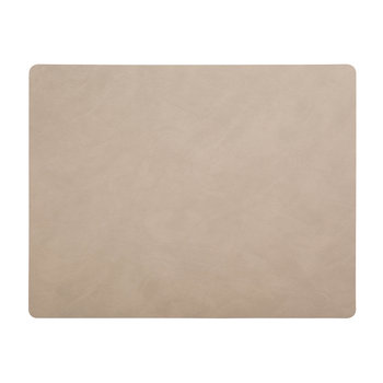Rectangle Table Mat - Sand - Large