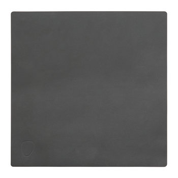 Square Table Mat - Anthracite - Small