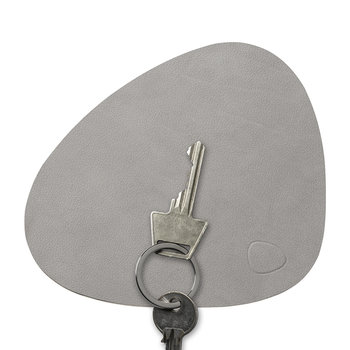 Magnetic Key Holder - Light Gray