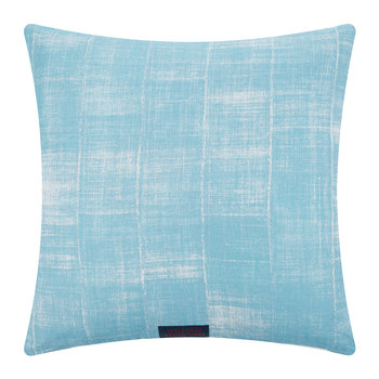 Plymton Reversible Pillow - 60x60cm - Ocean