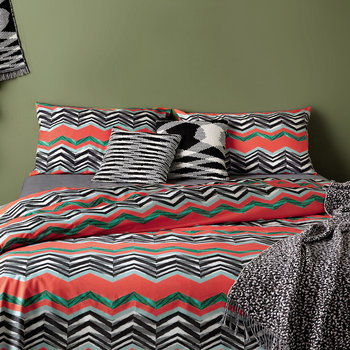 Vinicio Duvet Cover - 603 - US King