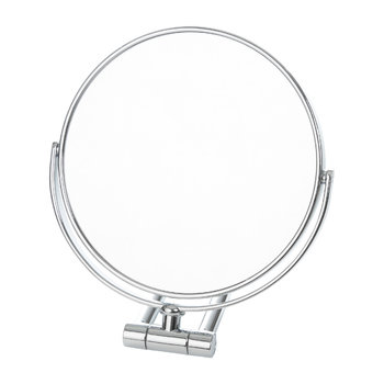 SPT 50/X Cosmetic Mirror - Chrome - 10x Magnification