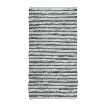 Nor Runner Rug - 70x140cm - Grey/Silver