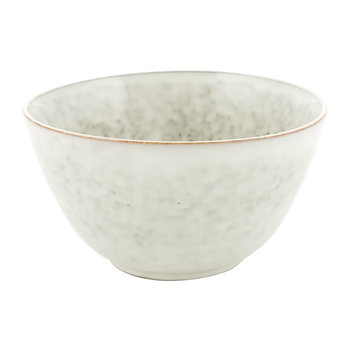 Nordic Sand Deep Serving Bowl - Stoneware - Sand