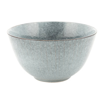 Nordic Sea Deep Bowl - Stoneware - Sea