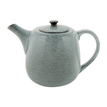 Nordic Sea Teapot - Stoneware - Sea