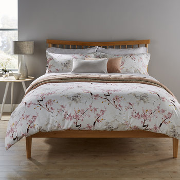 Haruki Duvet Set - Pink