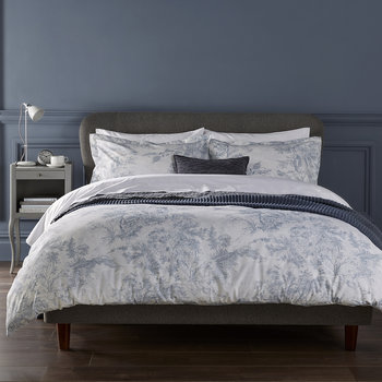 Prestbury Duvet Set - Soft Blue