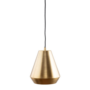 Hood Ceiling Light - Brass