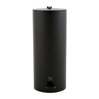 BIN 3 Trash Can - Soft Close Mechanism - Black