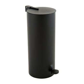 BIN 3 Pedal Bin - Soft Close Mechanism - Black