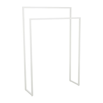 HT 10 Towel Stand - Matt White