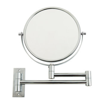 SPT 33 Cosmetic Mirror - Chrome