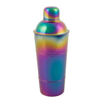 Rainbow Effect Cocktail Shaker
