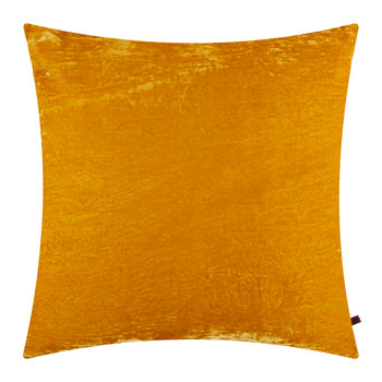 Paddy Velvet Pillow - 50x50cm - Mustard